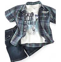 Calvin Klein Jeans Kids Set