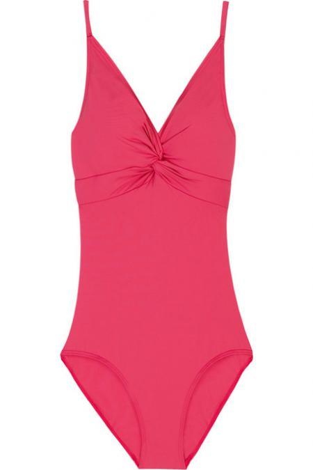 Calvin Klein Twist Front Swimsuit