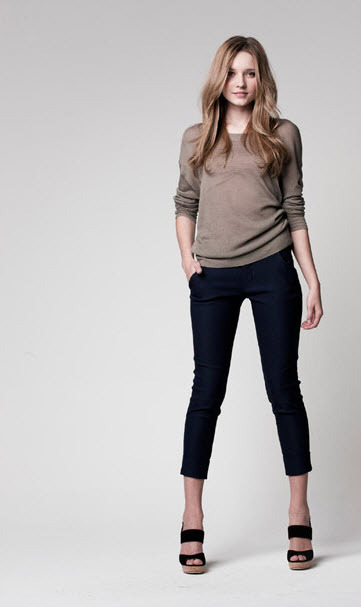 Camilla Sweater and Katherine Pant