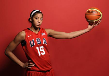 Candace Parker and Team USA