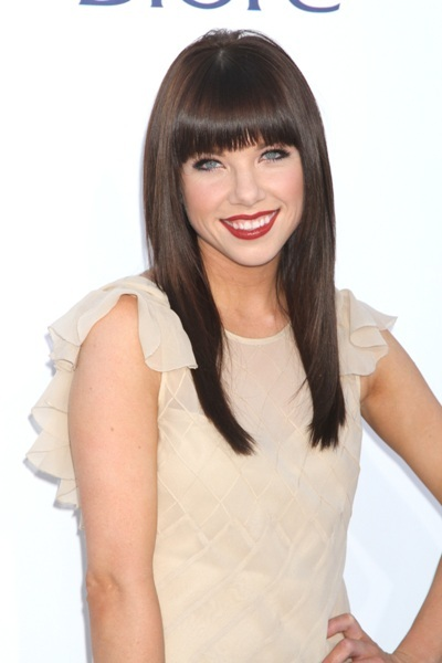 Carly Rae Jepsen attends the 2012 Billboard Music Awards