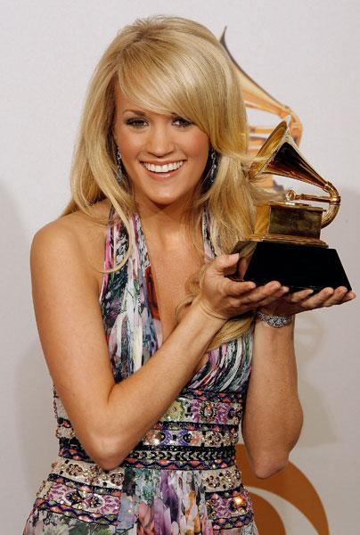 Underwood 2008 Grammy 'Best Female'