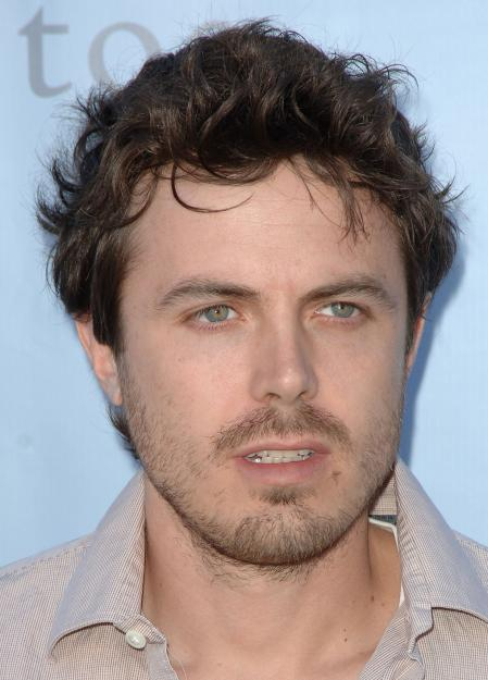 A close-up look at Casey Affleck