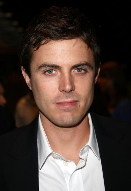 A picture of Casey Affleck's face