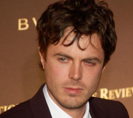 Casey Affleck at the National Board of Review awards