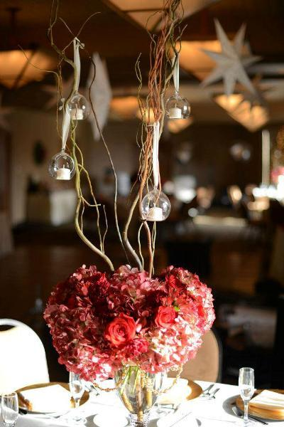 Charmed centerpiece