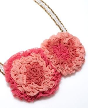 Chamak Floral Necklace