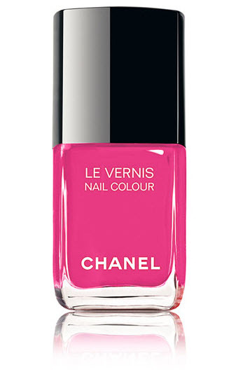 Chanel Nail Colour in Pulsion