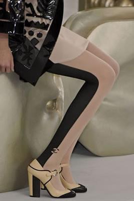 Chanel Tights