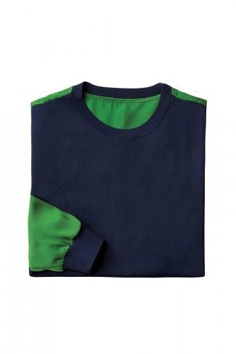 Charmeuse sweater