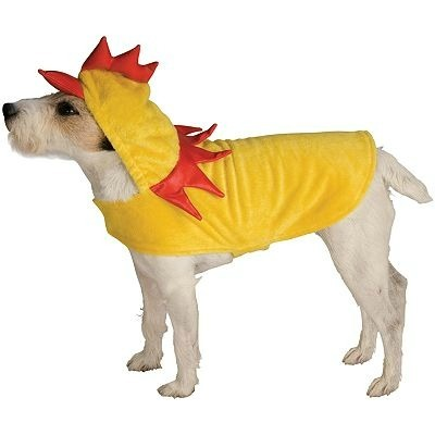 Chicken Pet Costume