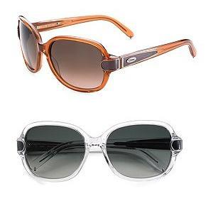 Chloe Mimosa Square Sunglasses