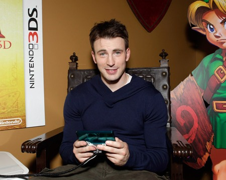Now, this a boy we'd consider playing video games with...