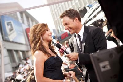 SheKnows Goes to the Shows - TV Guide Network&#039;s Red Carpet Coverage