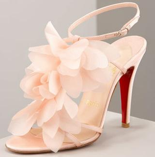 Christian Louboutin Petal Sandals