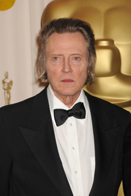 Christopher Walken at the 2009 Oscars
