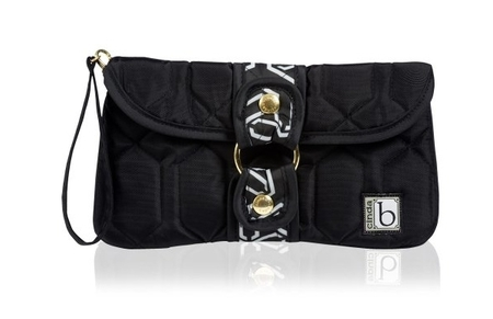 Cinda B Wraparound Clutch