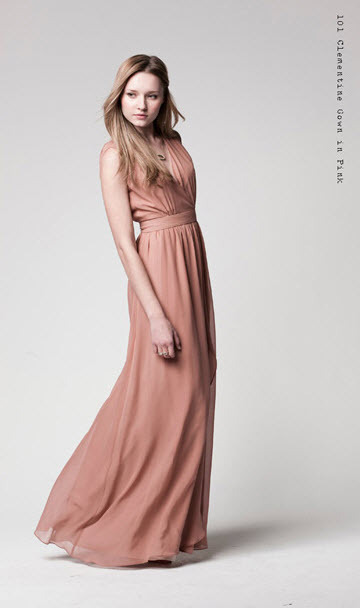 Clementine Gown