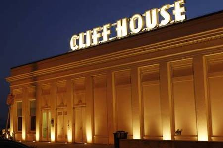 San Francisco dining spot: The Cliff House
