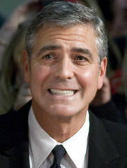 George Clooney at the Robert F. Kennedy Center