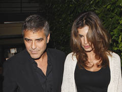 George Clooney: Ladies man about town