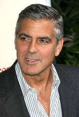 "George Clooney at the Los Angeles premiere of ""The Descendants"""