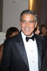 George Clooney at the 68th Venice Film Festival