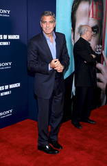 George Clooney at the Ziegfeld Theatre