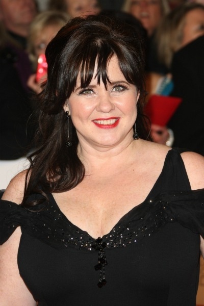 Black Hair Coleen Nolan