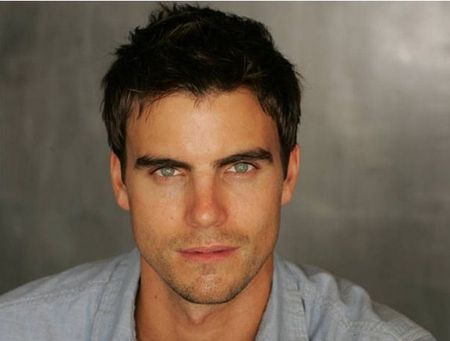 Colin Egglesfield and his gorgeous eyes