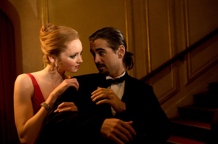 Colin Farrell in the Imaginarium of Doctor Parnassus