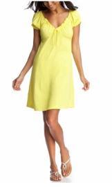 Ruffled Jersey Dresses