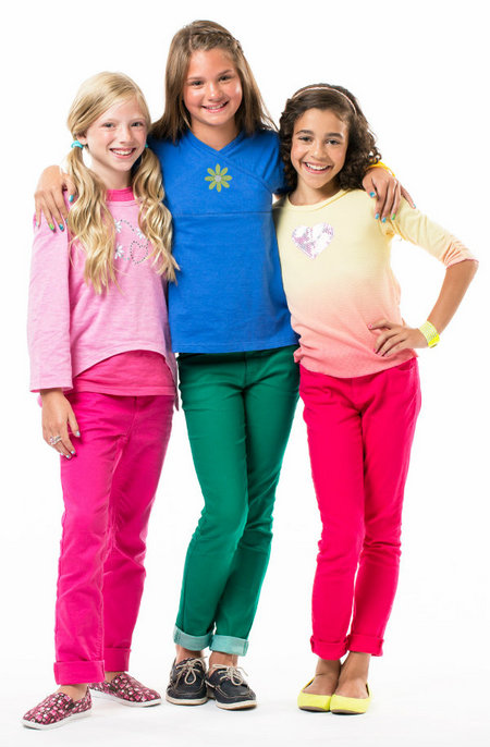 Colored Skinnies