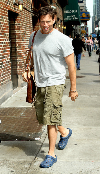 Harry Connick Jr. in NYC