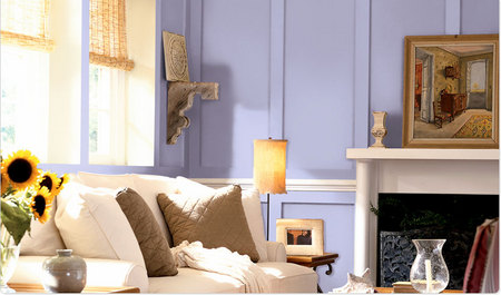 Cottage Charm - Living Room