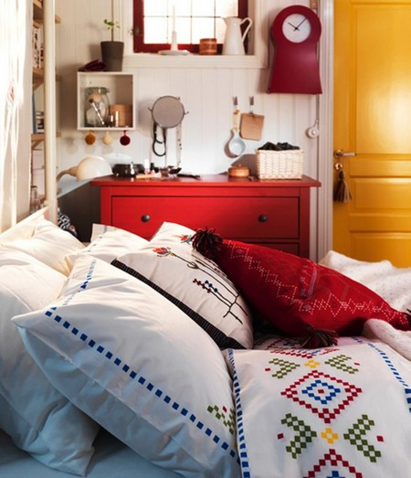 bedroom decorating ideas country