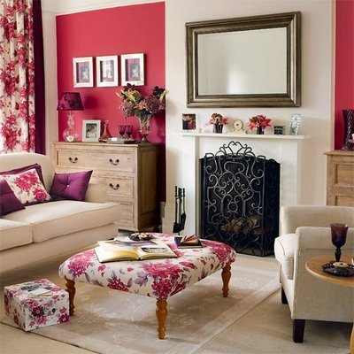 Living Room Decoration on Modern Country Living Room   Country Cool D  Cor