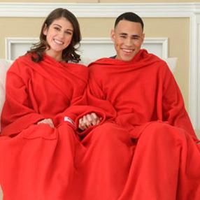 Couples Snuggie