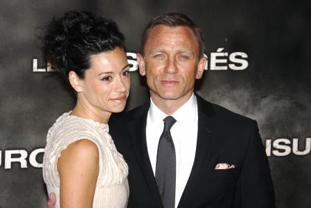 Daniel Craig and his stunning blue eyes