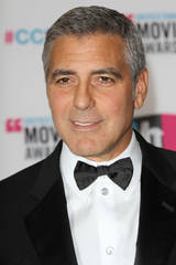 George Clooney at the 17th Annual Critics Choice Awards