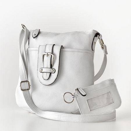 Croft & Barrow Essentials Cross-Body Handbag