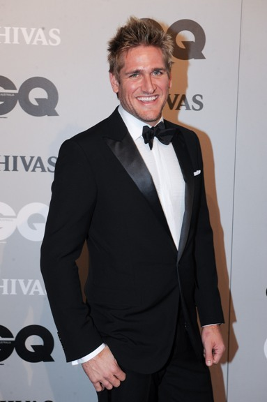 Curtis Stone looks hot in his tux