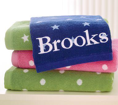 Custom Towels