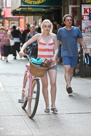 Dakota Fanning