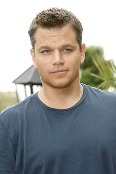Matt Damon's Sexiest Year