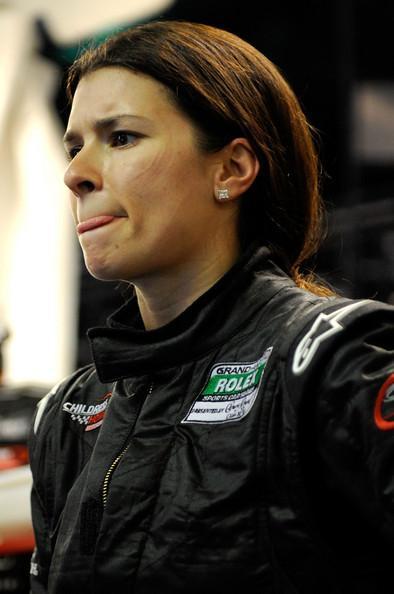 Danica Patrick Daytona International Speedway