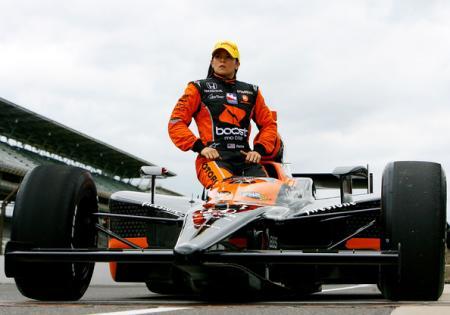 Danica Patrick Indianapolis 500 Qualifying