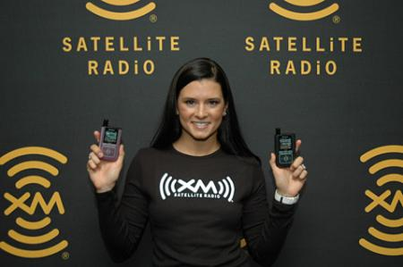 Danica Patrick Satellite Radio