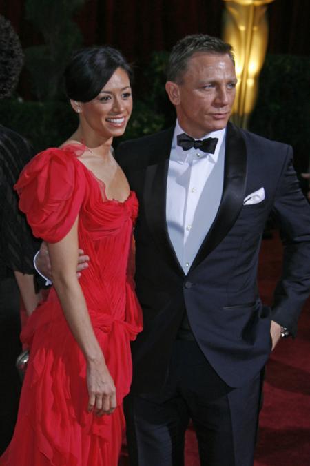 Daniel Craig at the 2009 Oscars