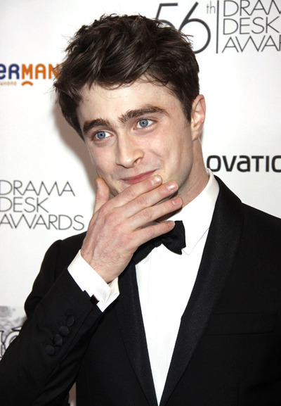Daniel Radcliffe 56th Annual Drama Desk Awards